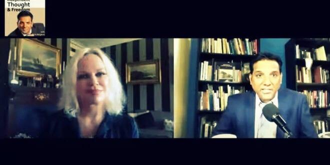Dr. Kirk Meighoo interviews Hanne Nabintu on New Left Tyranny, Africa and Racism