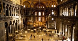 West silent about Islamist Persecution of Christians #Turkey, Hagia Sophia, Herland Report