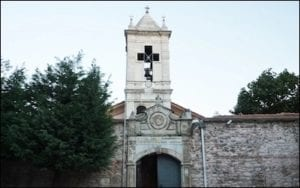 The End of Christianity in Turkey: Armenian Church, Istanbul.