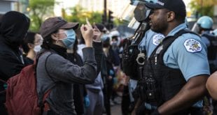 Anti-American, Marxist Black Lives Matter has no respect for democracy Getty Herland Report
