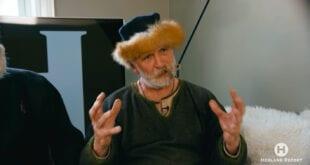Intervju med moderne viking Øystein Rivrud, om Olav den Hellige og Olavs Menn, Herland Report