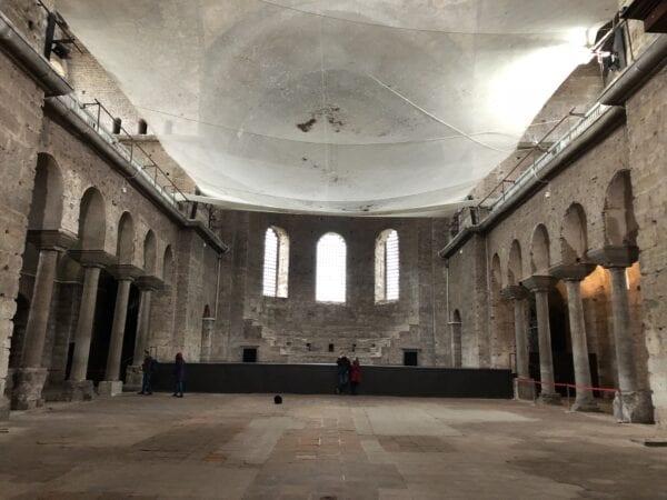 Hagia Irene, Ayia Irene, Constantinople, Istanbul, Turkey, Orthodox Christianity, photo Herland Report