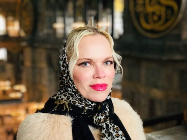 Book Review: New Left Tyranny attacks neo-Marxism for destabilizing West Hanne Nabintu Herland in Hagia Sophia, Constantinople, Istanbul