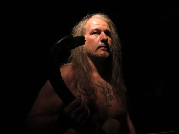 TV interview about the Viking age, Sorcery, Runes, Odin and Valhalla - Lars Magnar Enoksen Herland Report