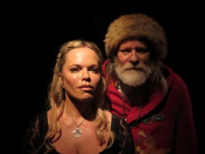 VIKING TV interview Georg Olafr Reydarsson: The fierce warriors of Scandinavia, Hanne Nabintu Herland Report