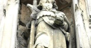 Viking Warrior King Saint Olaf Haraldsson of Norway (Olav den Hellige) Olsok, Kvitekrist, Herland Report, York