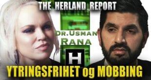 Muslimer og kristne bør stå sammen - sier Mohammad Usman Rana til Hanne Nabintu Herland Report