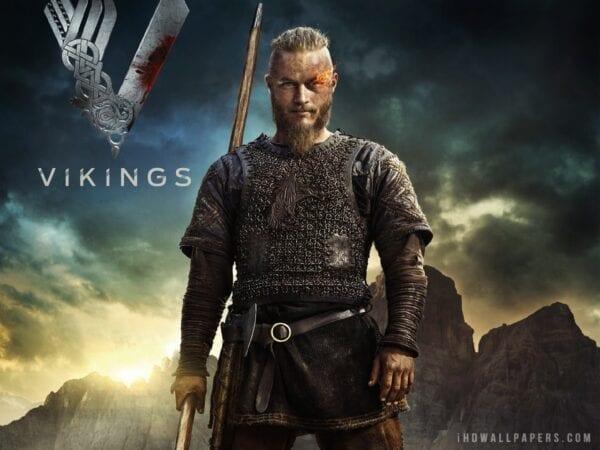 TV series Vikings History Channel, Herland Report VIKING Georg Olafr Reydarsson