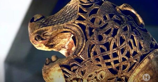 Vikingmuseet, foto Herland Report. Eksklusivt intervju med Saga illustratør viking, Anders Kvåle Rue fra Olavs Menn