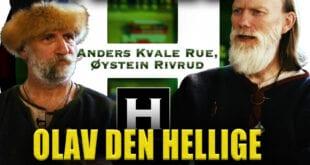 VIKING: Den brutale vikingtiden skapte Norge, hør Saga Torgrim Titlestad Flatøybok illustratør Anders Kvåle Rue og Øystein Rivrud i Olavs Menn, Herland Report