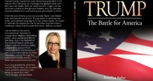 New Book explains why the Left loves Globalists: TRUMP. THE BATTLE FOR AMERICA - Hanne Nabintu Herland