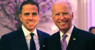 Hunter and Joe Biden, Getty, Herland Report