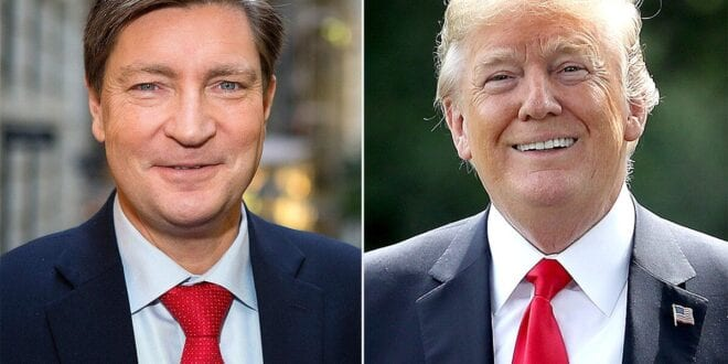 Trump deserves the Nobel Prize – but don't book a flight to Oslo as neo-Marxists control the Committee, Christian Tybring-Gjedde,Herland Report