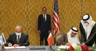 Peace between Israel and Arab nations: Bahrain-Israel diplomatic relations: Herland Report AFP