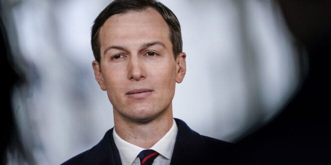 Jared Kushner on the spectacular Middle East Peace Deals and Nobel Peace Prize, Getty, Herland Report