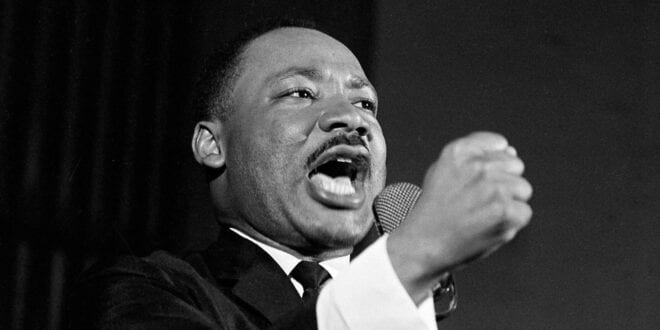 The Christian preacher Martin Luther King Jr. and the Totalitarian State, Herland Report