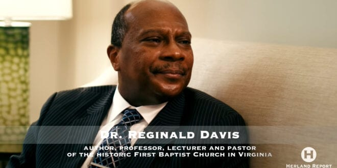 Interview Reginald Davis: How a system of Oppression subdues the Oppressed: Herland Report