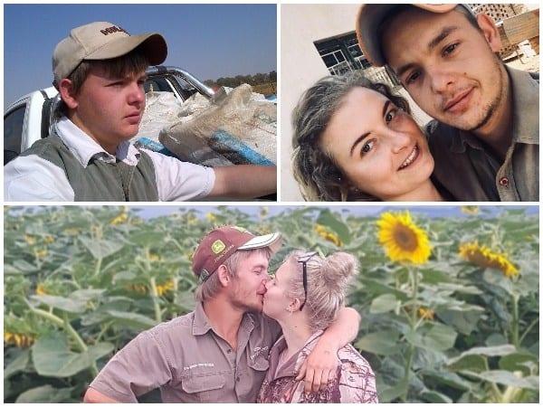 Brendin Horner brutal killing Farmer murder pandemic in South Africa not addressed because victims are white? Herland Report