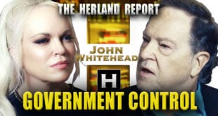 NEW: Exclusive interview with John Whitehead: Surveillance Capitalism, Herland Report