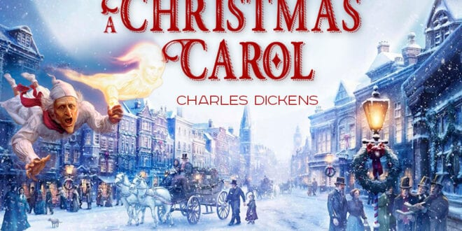 """A Christmas Carol"" av Charles Dickens, The Liberal hatred of Merry Christmas and Religious Traditions, Herland Report"