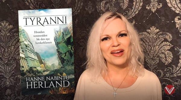 #Tyranni Hanne Nabintu Herland ny bok