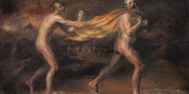 Cultural Marxism: The Golden Cape, Odd Nerdrum