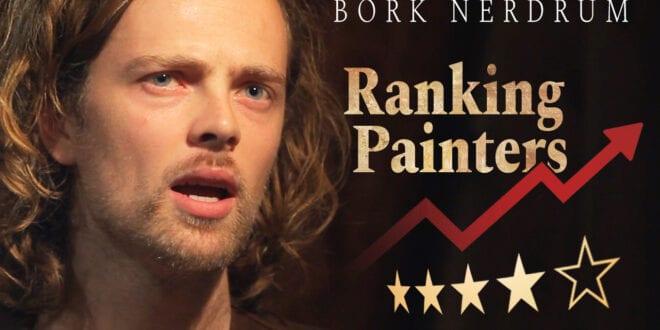 Bork Nerdrum Reveals Criteria for Best Painters in the World - Cave of Apelles, Nerdrum School, Herland Report