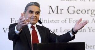 China values freedom from chaos, Kishore Mahbubani AFP