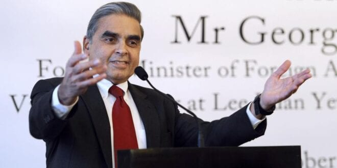 China values freedom from chaos, Kishore Mahbubani AFP