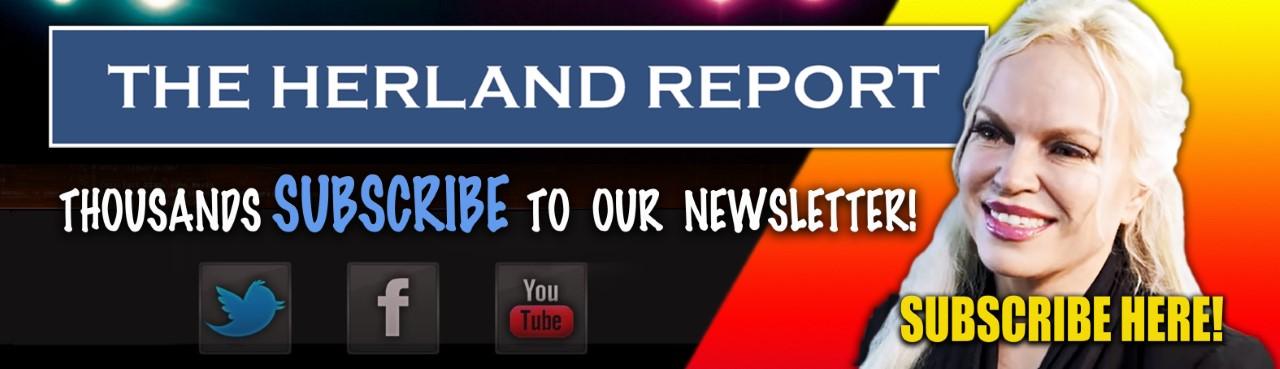 Derek Chauvin case: Herland Report Subscribe to Newsletter banner