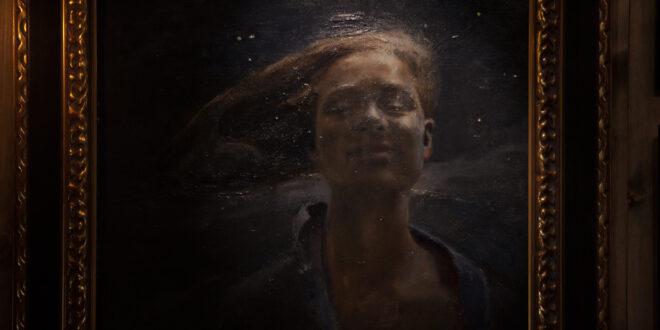 Brave New World, self portrait by Helene Knoop, Herland Report