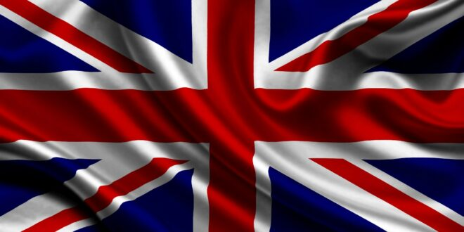 United Kingdom flag. The US Fought World War II Against Great Britain to finish off British Empire: