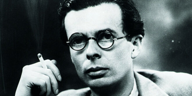Hanne Nabintu Herland on the Aldous Huxley interview, 1958 Brave New World