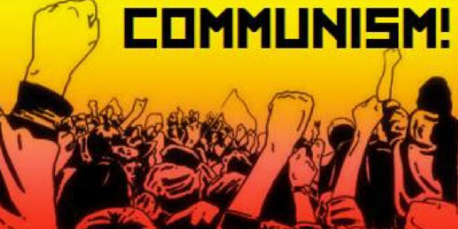 Communism in America: Is it Terrorism and Punishable now to disagree with the Government?