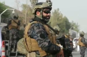 Afghanistan: Eric Prince Private Contractor Blackwater Taliban take over while American Army goes home? Daily Mail photo