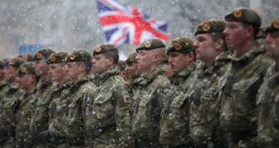 Afghanistan Graveyard of Empires: Getty British Soldiers