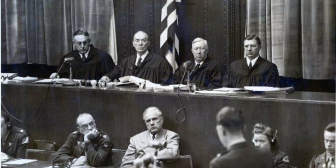 Covid Vaccine Tyranny likened to Holocaust: Nuremberg doctors war crime trial